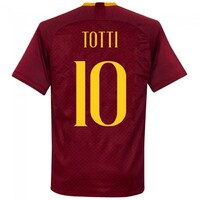 Футболка Рома домашняя сезон 2018/19 Тотти 10