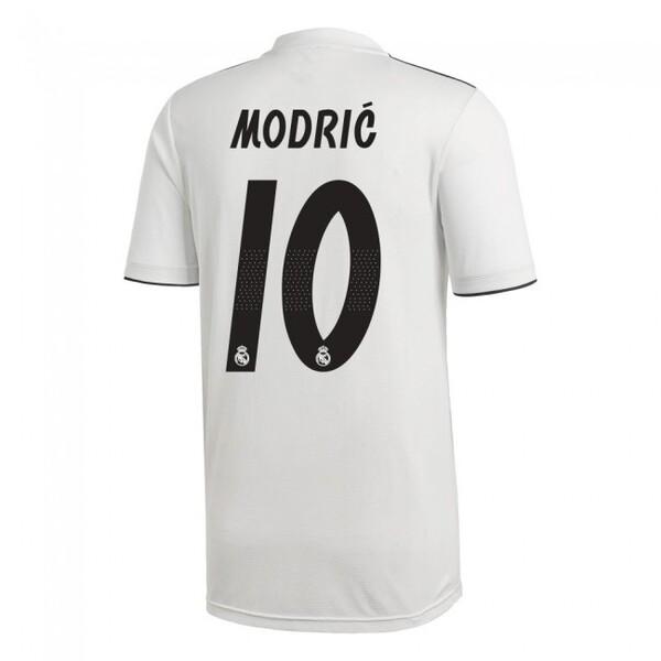 Реал Мадрид Футболка домашняя 2018/19 Модрич 10