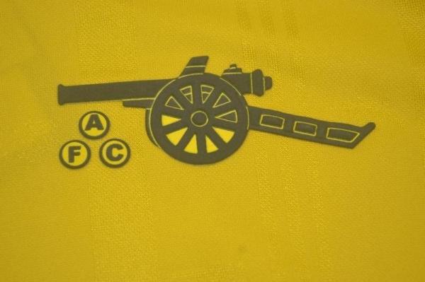 Ретро футболка Арсенал 1986/87