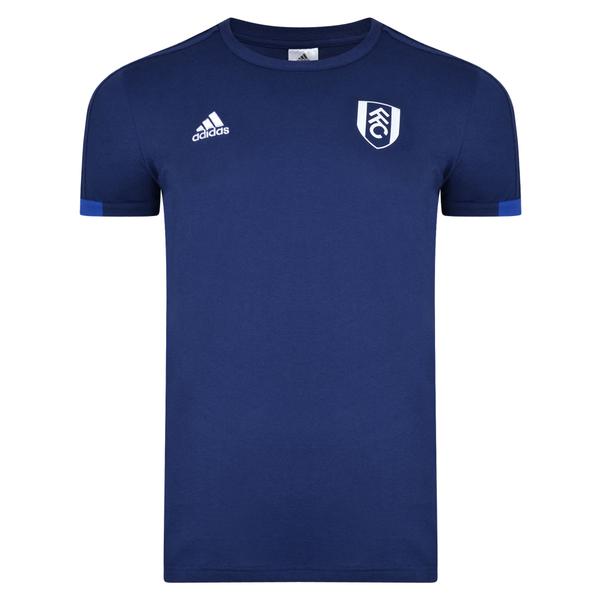 Футболка Фулхэм тренировочная сезон 2018/19 синяя