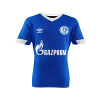 Детская футболка Шальке 04 домашняя сезон 2018/19