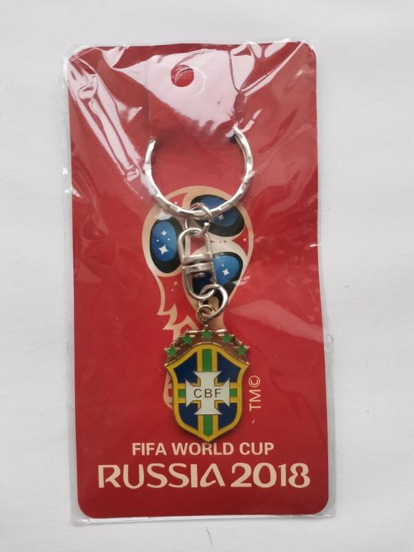 Брелок чемпионат мира 2018 Бразилия