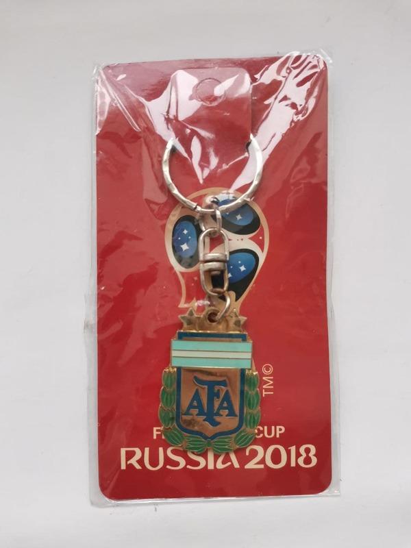 Брелок чемпионат мира 2018 Аргентина