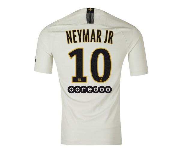 Гостевая футболка Neymar PSG сезон 2018/19
