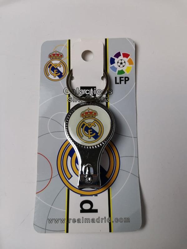 Брелок-кусачки с эмблемой Реала