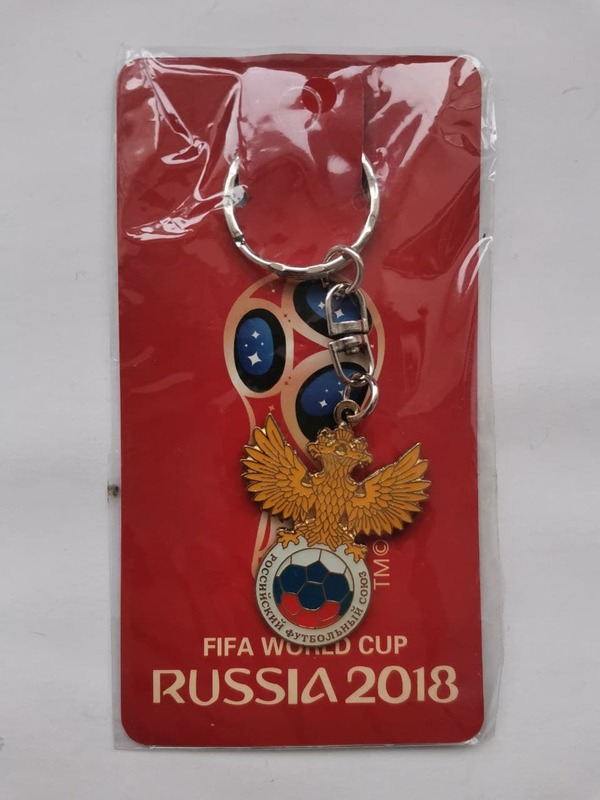Брелок чемпионат мира 2018 Россия