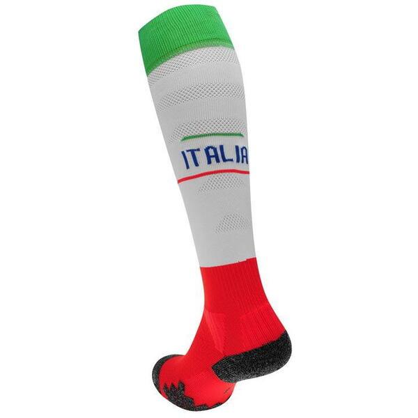 Гетры детские Сборная Италии Puma гостевые сезон 2018/19