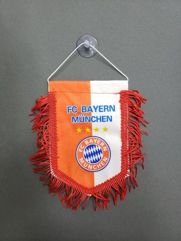 Вымпел Бавария Мюнхен в авто