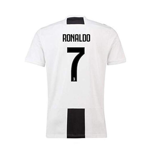 Ювентус Детская форма домашняя номер 7 Роналду сезон 2018-2019