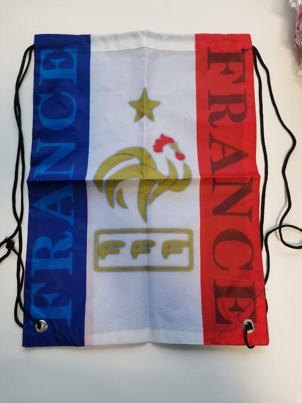 Сборная Франции мешок для обуви