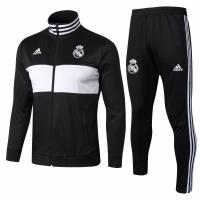 Спортивный костюм Реал Мадрид черный сезон 2018/19