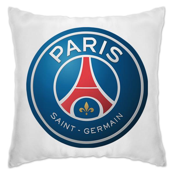 Подушка с эмблемой Пари Сен-Жермен