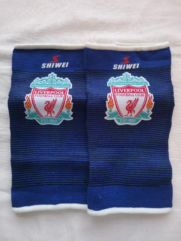 Ливерпуль футбольные бандажи на колено
