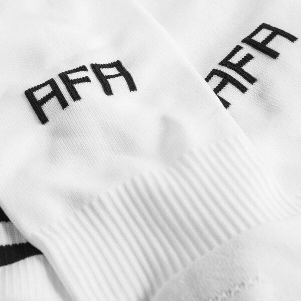 Гетры футбольные детские Сборная Аргентины Adidas домашние сезон 2018/19
