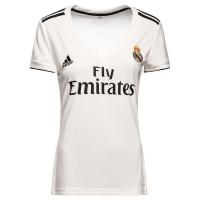 Футболка женская Реал Мадрид домашняя сезон 2018/19