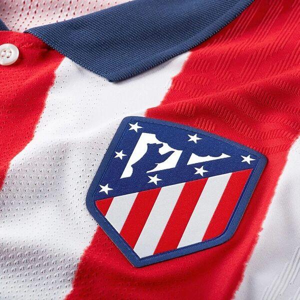 Домашняя форма Атлетико Мадрид сезон 2020-2021
