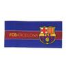 Капитанская повязка с эмблемой Барселоны