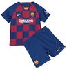 Барселона Форма для футбола на ребенка домашняя 2019-2020 Messi 10