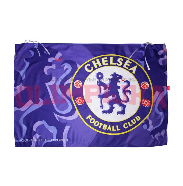 Клубный флаг ФК Челси