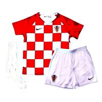 Детская форма Сборная Хорватии домашняя сезон 2018/19
