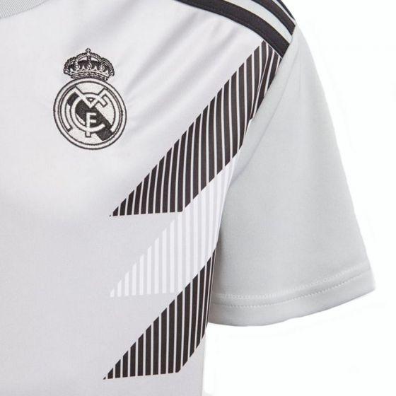 Реал Мадрид Разминочная футболка для детей 2019