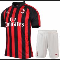 Детская форма Милан домашняя сезон 2018/19