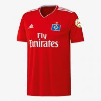 Футболка Гамбург гостевая сезон 2018/19