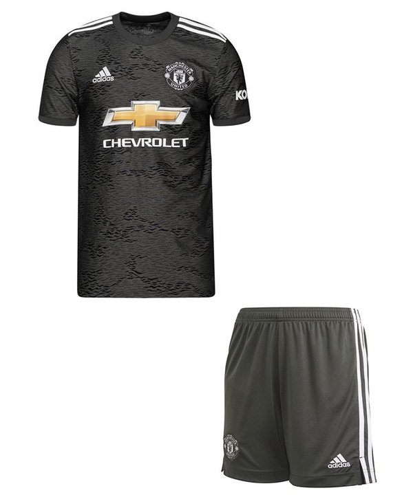 Манчестер Юнайтед гостевая форма сезон 2020-2021