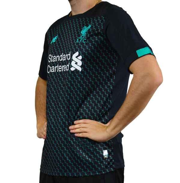 Запасная футболка Ливерпуль (FC Liverpool) сезон 2019-2020