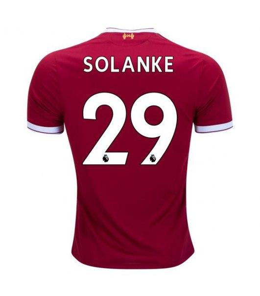 Майка для домашних игр Ливерпуль сезон 2018/19 Доминик Соланке 29
