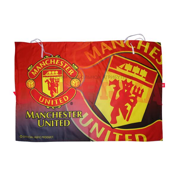 Флаг футбольного клуба Манчестер Юнайтед
