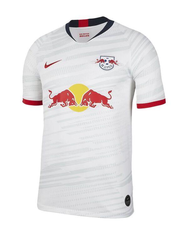 Футболка Лейпциг домашняя сезон 2019-2020