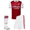 Детская домашняя футбольная форма Арсенала Обамеянг номер 14