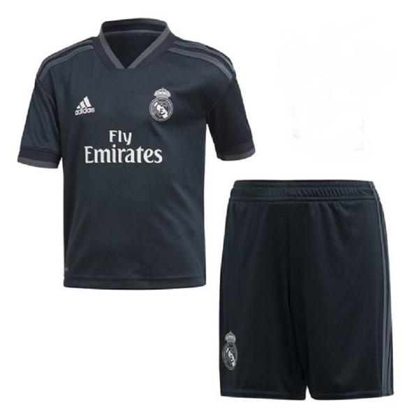 Реал Мадрид (Real Madrid) Детская форма гостевая сезон 2018/19