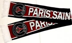 Теплый шарф с эмблемой Пари Сен-Жермен