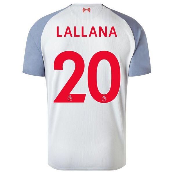Резервная футболка Ливерпуль сезон 2018/19 Адам Лаллана 20